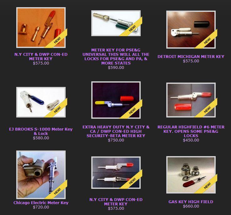 Meter Lock Ring Removal Tool Electric Meter Ring Panel
